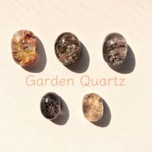 ガーデンクォーツ 天然石ルース販売