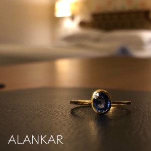 サファイヤ リング 指輪