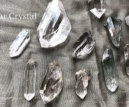 ヒマラヤ水晶 マニハール 産