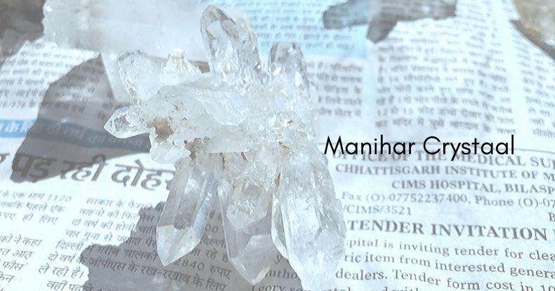 manihar crystal