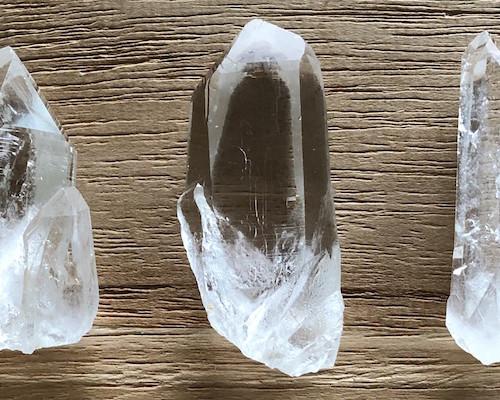ヒマラヤ水晶 マニハール産