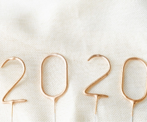 2020年 happy new year