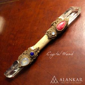 クリスタルワンド 魔法の杖 魔法雑貨