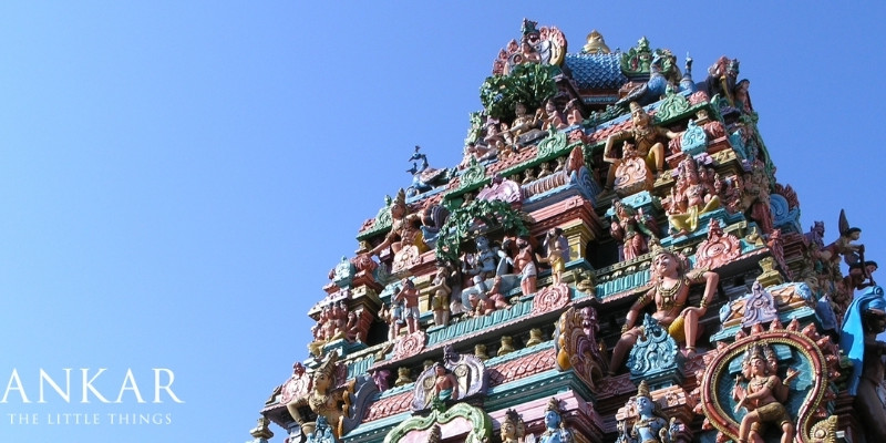 南インド タミルナードゥ