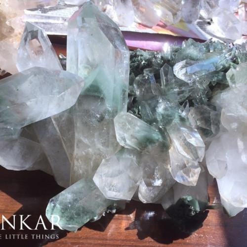 グリーンファントム ヒマラヤ水晶 マニハール