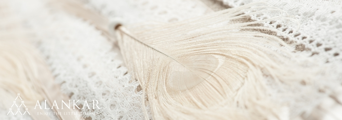 feather alankar